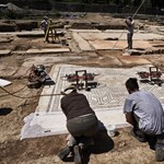 Évtizedek óta nem találtak ilyen csodás római romokat