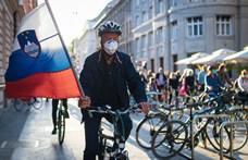 Szlovénia úgy döntött, befejeződött a járvány