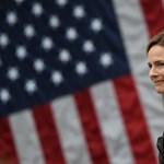 Veszélyezteti-e az amerikai szabadságot egy mélyen hívő, hétgyermekes anya?