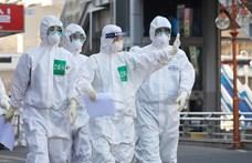Azt hitték, kigyógyultak, most újra pozitív lett 91 ember koronavírus-tesztje Dél-Koreában