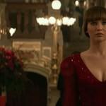 Az új Red Sparrow-trailer tele van Budapesttel – és Jennifer Lawrence dekoltázsával