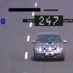 Engedély nélküli traffipaxok vannak a rendőrség lopakodó autóiban