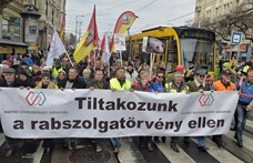 Rabszolgatörvény: országos sztrájkra készülnek a szakszervezetek