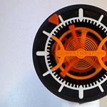Mérnöki bravúr: 3D-nyomtatással csináltak zsebórát Svájcban