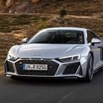 Sikerrecept: csak hátul hajt, könnyebb és olcsóbb az új Audi R8