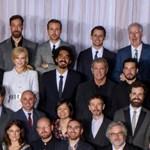 Deák Kristóf is ott virít a sztárok közt az Oscar-fotón