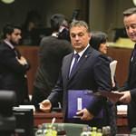 Cameron keménykedni kezdett Brüsszellel
