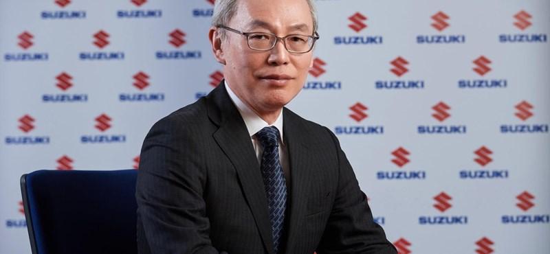 Új vezérigazgató a Magyar Suzuki élén