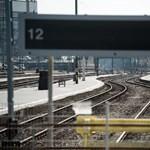 Még mindig csak Kelenföldig mennek az elővárosi vonatok