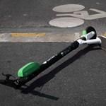 Külön drosztokat alakítanak ki Újbudán az elektromos rollereknek