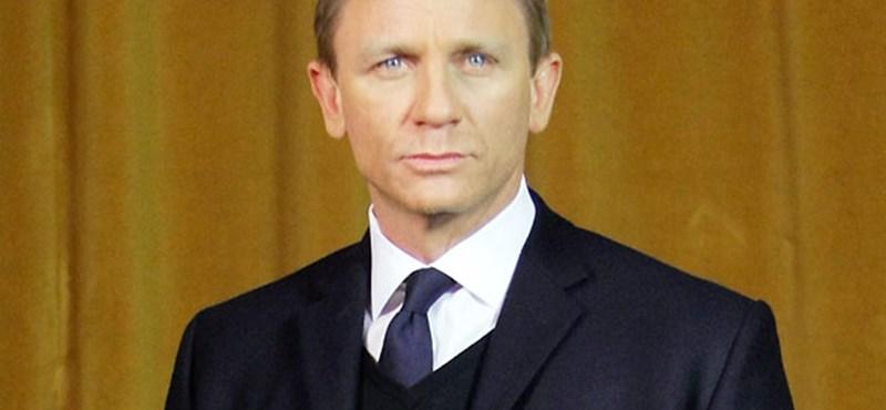 Daniel Craig elvette a magyar származású színésznőt