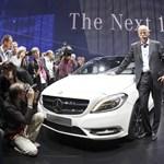 Napi: Kecskeméten bővít a Mercedes partnere