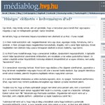Médiablog: 2010 online trendjei
