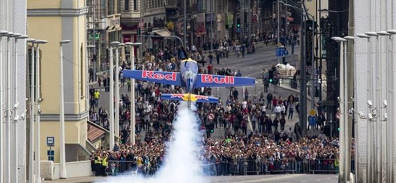 Állami pénzből térhet vissza hozzánk a Red Bull Air Race