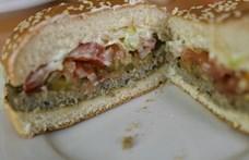 Máris beperelték a Burger Kinget a műhúsos burgere miatt