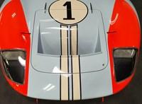 Exkluzív: beültünk a legendás Ford GT40-be, amit nemrég a mozikban is láthattunk