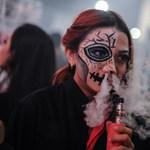 Rájöhettek, miért lett sok e-cigarettázó tüdőbeteg