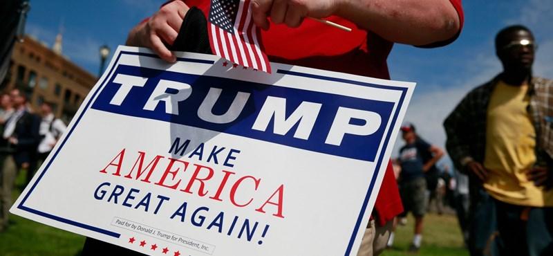 Trumpék máris visszakoznak egy kicsit: a zöldkártyások kivételek