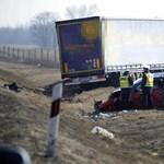 Szabadlábra helyezték a rendőrnőt elgázoló kamionsofőrt