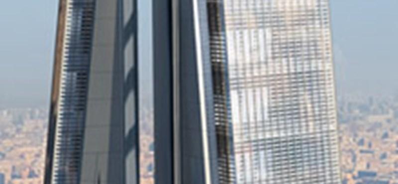 Légvár felhőkarcolók? 42 kilométernyi toronyház elhalasztva