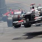 Webber nyerte a Monacói Nagydíjat