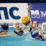 Döntőben a női pólósok, az olimpiáért játszanak