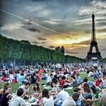 Rekord látogatottság az Eiffel-tornyon