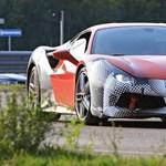Utcára csak módjával, inkább versenyezni való a legújabb Ferrari