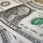 Kétéves mélyponton járt a forint a dollárral szemben