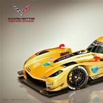Őrület övezi a Le Mans-i 24 órás Corvette C7R-jét