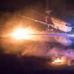 Súlyos repülőgép-balesetet szimuláltak a ferihegyi repülőtéren – fotók