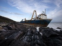 Megvan az ír partokra sodródott kísértethajó tulajdonosa