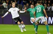 Kiütéses belga, holland és német siker
