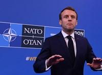 """""""Macron új stratégiája, hogy hülyegyerek legyen"""""""