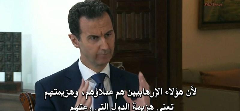Megfertőződött koronavírussal Aszad szíriai elnök
