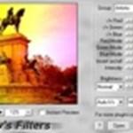 Photoshop szűrők ingyen, bárkinek