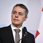 Svájc: Összeomlottak a tárgyalások az EU-val