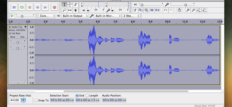 Tech  Itt az Audacity 2.0  az egyik legjobb ingyenes hangszerkesztő ... 8956f30297