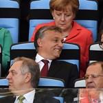 Orbánról és fiáról, Gáspárról ritka közös fotó jelent meg