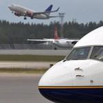 Vulkánkitörés Izlandon: szabadulnak a légitársaságok papírjaitól