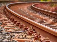 Halálra gázolt a vonat egy embert Vácnál