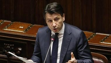 Egy bizalmi szavazást már megnyert Conte, most egy sokkal nehezebb vár rá
