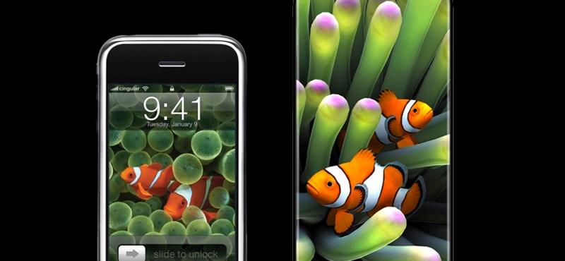 Újabb részletek szivárogtak ki az iPhone 8-ról