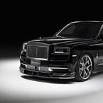 Megcsinálták a Rolls-Royce Cullinan abszolút oligarcha változatát