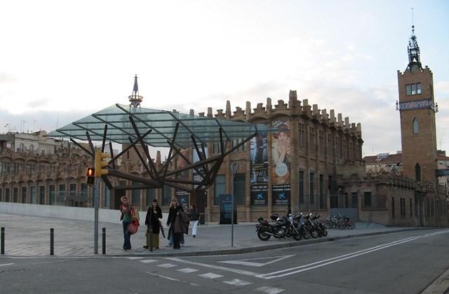 Barcelona - Caixa tér