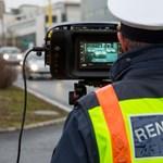 Romlanak a traffipaxok: két év alatt 1301 alkalommal kellett szerelni a VÉDA kameráit