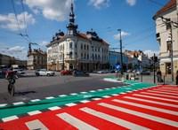 Szeretettel Erdélyből: Humor (is) fogadta a kolozsvári piros-fehér-zöldet