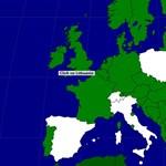 Zseniális villámteszt: hány országot ismersz fel?
