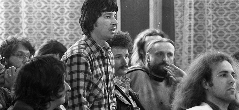 """""""Mi a francnak olyan neveket adni együtteseknek, hogy Orgazmus?"""" – 40 éve volt a tatai rocktanácskozás"""