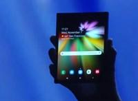 Kiderült még pár izgalmas dolog a Samsung hajtogatható telefonjáról
